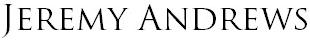 Jeremy Andrews Logo